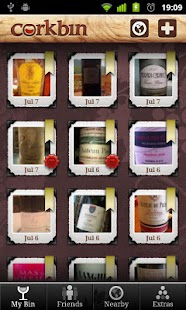 Corkbin for Wine - screenshot thumbnail