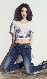 T-ara Jiyeon Livewallpaper v02