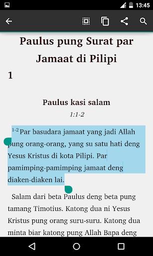 Alkitab Bahasa Indonesia Pdf