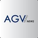 AGV News logo