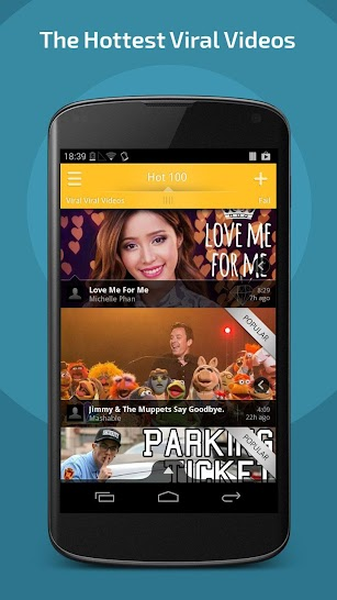 buzzstop - Watch Funny Videos screenshot for Android