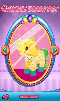 Royal Pony Dress Up