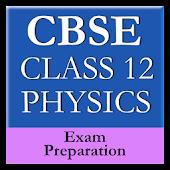 CBSE Class12 Physics