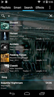 GoneMAD Music Player (Trial) - screenshot thumbnail