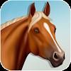 Farm Hill Climb Horse