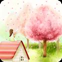Sakura Live Wallpaper PRO icon