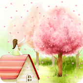Sakura Live Wallpaper PRO