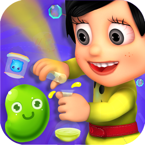 キッズラボ - 子供のゲーム 休閒 App LOGO-硬是要APP