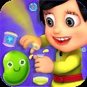 孩子实验室 - 儿童游戏 icon