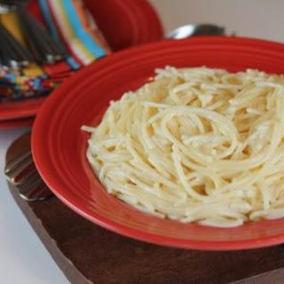 Fettuccine Alfredo With Sour Cream Recipes.