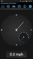 Screenshot of inViu GPS-details