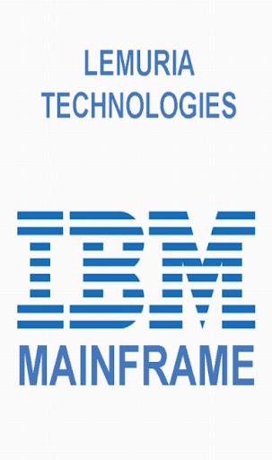Mainframe Course