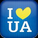 ILoveUkraine logo