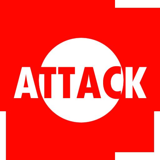 休閒必備App|Donut Attack LOGO-綠色工廠好玩App