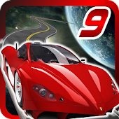 Space Run : A Car Runner game