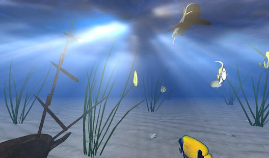 Ocean Aquarium 3D LWP