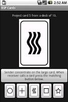 Screenshot of ESP Zener Cards