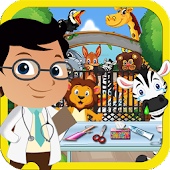 Jungle Doctor Girls Games