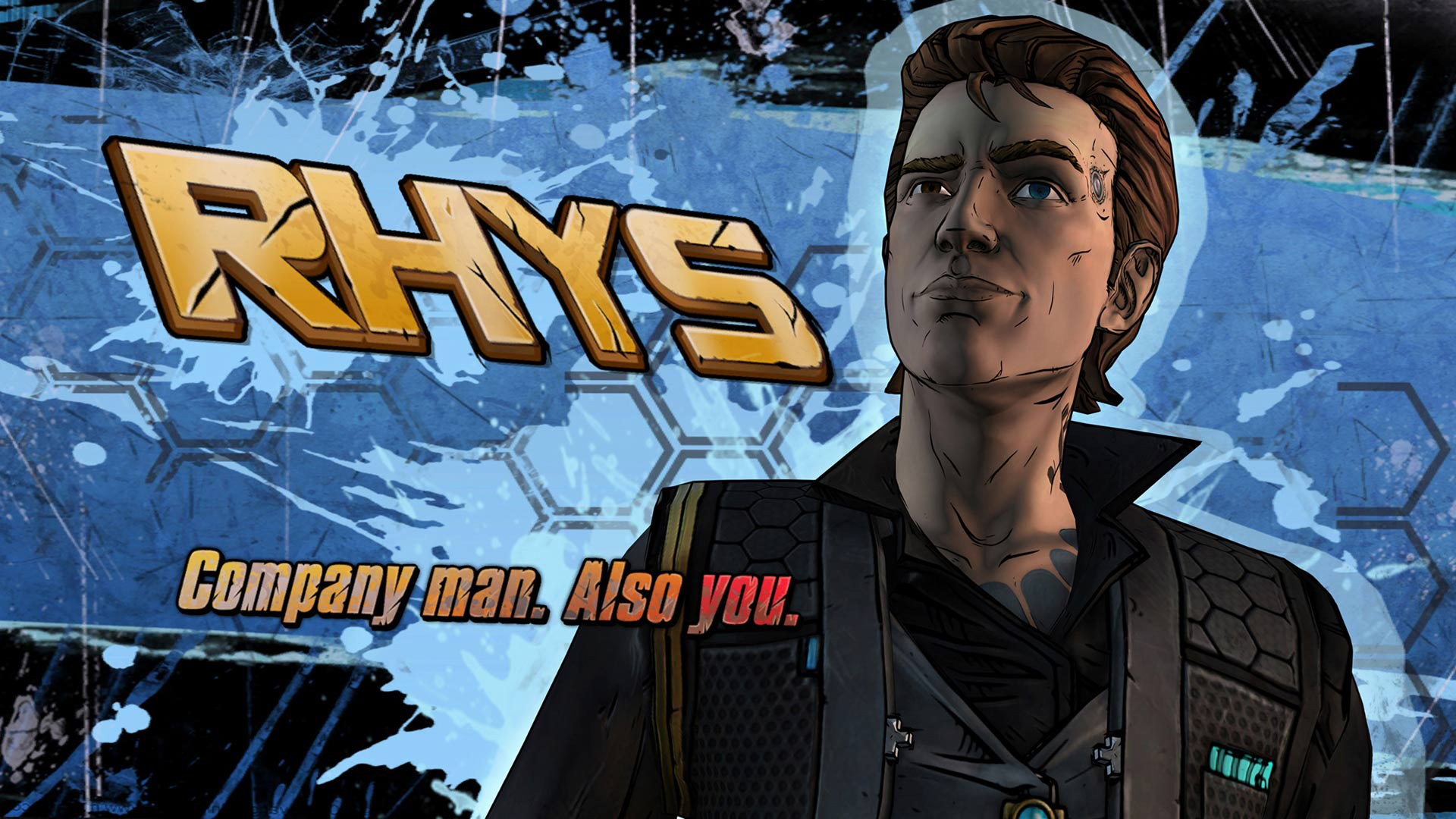 Tales from the Borderlands screenshot #1