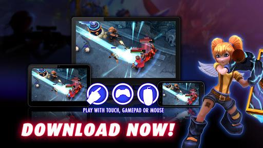 Heroes of SoulCraft - MOBA  screenshots 24