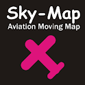 Sky-Map – Aviation Moving Map logo