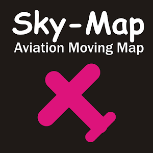 Sky-Map - Aviation Moving Map