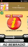 Screenshot of Radio Immagine - Latina - Soft