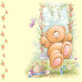 Summer Teddy Bear GO THEME