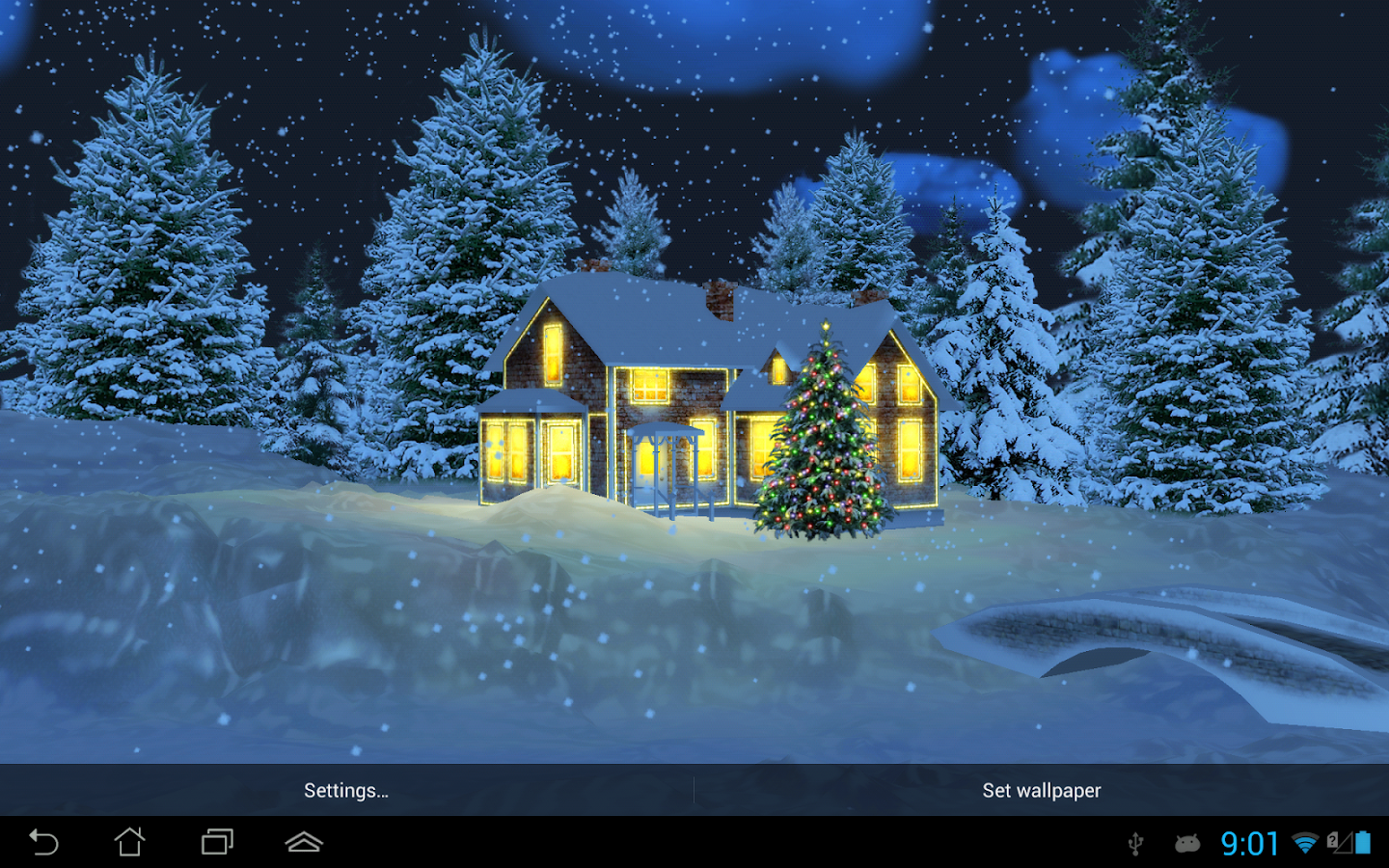 Snow HD Free Edition- screenshot