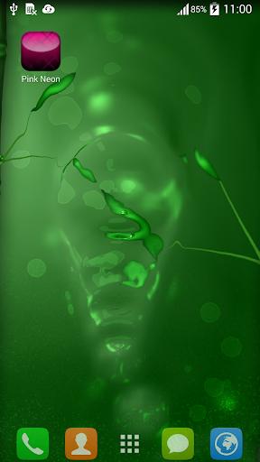 怎樣主題個人化App?簡單好用Green Live Wallpaper視覺設計App客製化