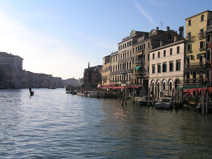 Venice / Venecija by Antun Marakovic - City,  Street & Park  Historic Districts