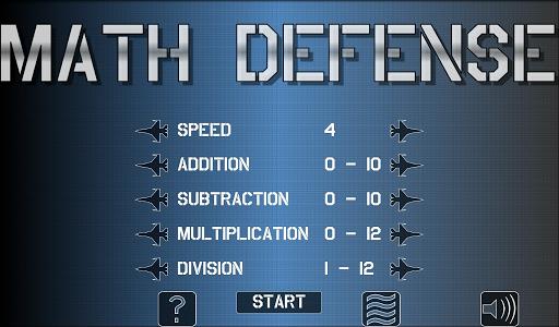 玩免費教育APP|下載数学防衛 app不用錢|硬是要APP