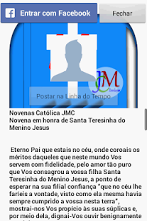Novenas Católica JMC - screenshot thumbnail