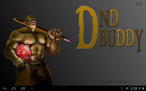 DnD Buddy- screenshot thumbnail