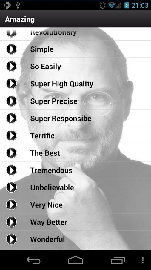 Jobs Box (Steve Soundboard) - screenshot