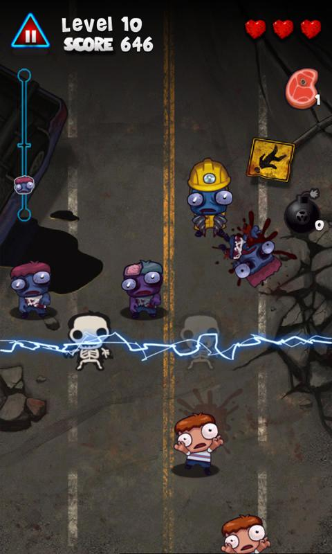 Zombie Smasher- screenshot