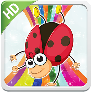 Coloring game-book for kids for PC and MAC