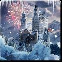 Winter Fantasy Live Wallpaper icon