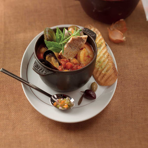 Tuscan Cioppino - Try the Cioppino as an appetizer or main dish at Tuscan Grille aboard Celebrity Cruises.