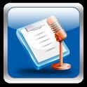 Sync Voice Note icon