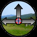 Norwegian Hiking Compass