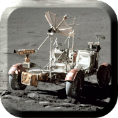 Apollo Moon Rover (2 of 2) LWP