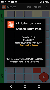 Kaboom beat maker MPC - loops- screenshot thumbnail