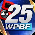 Hurricane Tracker WPBF 25 icon