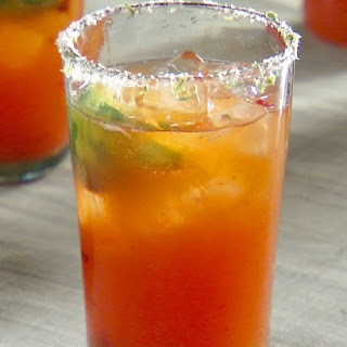 Michelada Beer Cocktail