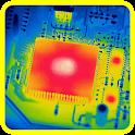 Spy Infrared Camera Prank icon