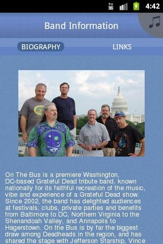 On The Bus - screenshot