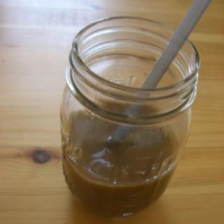 """""""Riced"""" Tea (chai horchata)"""