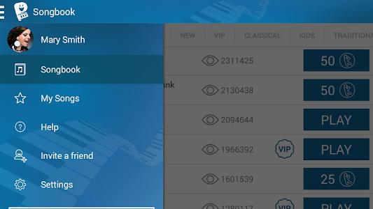 Free Piano app by Yokee v1.0.153 (Ad Free)