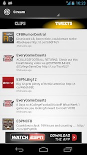 ESPN College Football - screenshot thumbnail